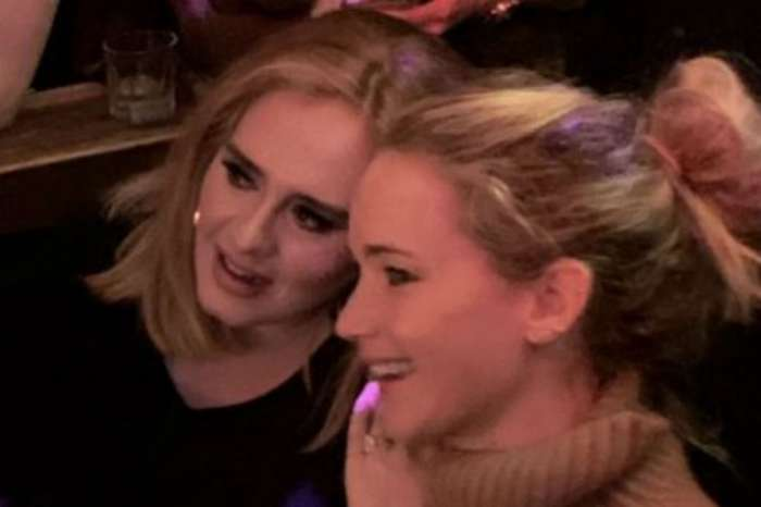 Jennifer Lawrence and Adele Have Rowdy Girls Night Out In NYC