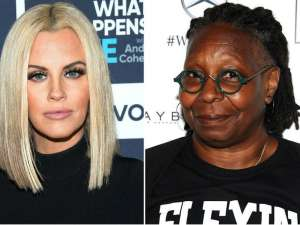 "Jenny McCarthy Dishes On Co-Hosting The View Slams Whoopi Goldberg For Being ""Controlling"" In New Book"