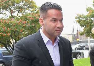Jersey Shore Star Mike Sorrentino Writing Tell-All In Prison, Plus The Situation's Release Date Revealed