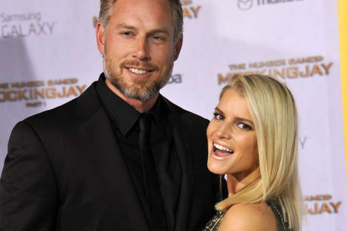 Jessica Simpson And Hubby Eric Johnson Welcome Baby Girl!