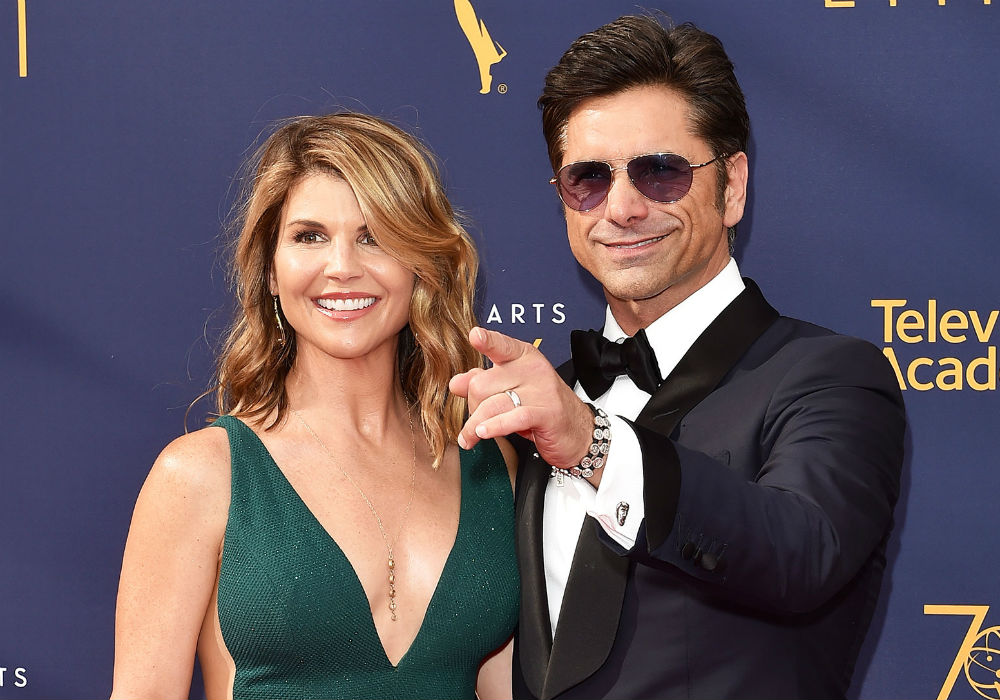 John Stamos Reportedly Worried That Lori Loughlin's College Admissions Scandal Will Cost Him Millions