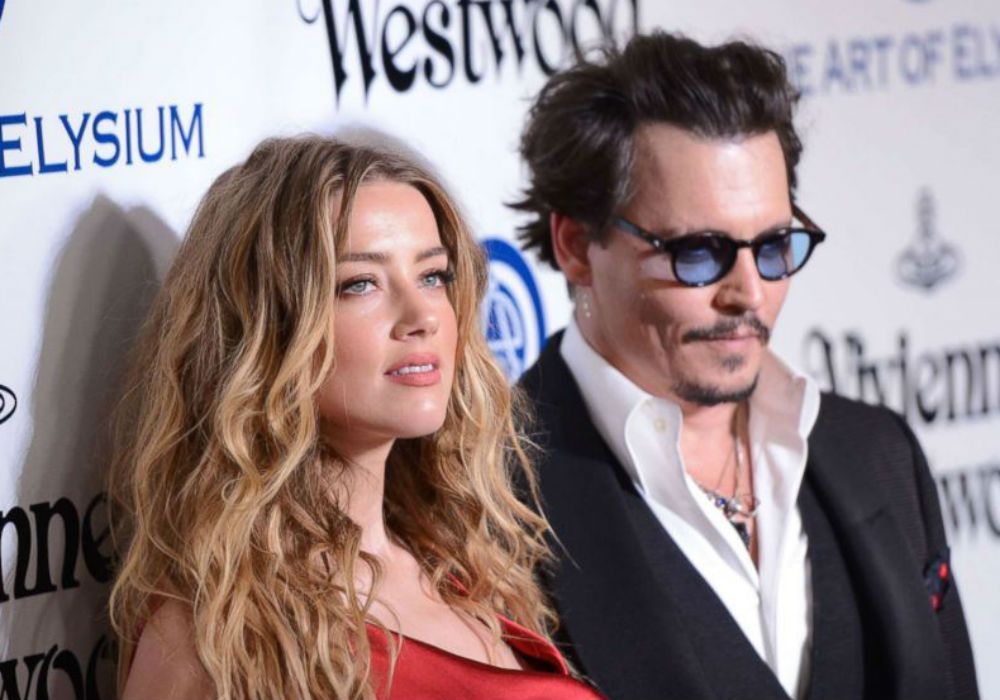 Johnny Depp Claims Amber Heard And Her Sister Staged The Beating She Claims Came From Him