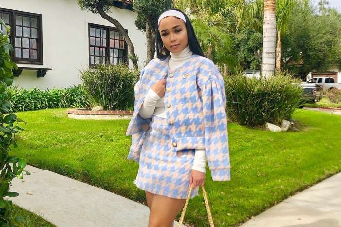 Jordan Craig Keeps It Classy In Her Latest Photos Amid Rumor Tristan Thompson Moved On From Khloe Kardashian To Be With Her