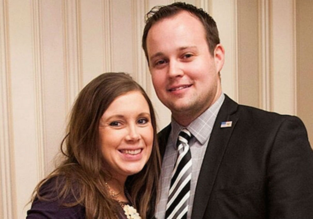 Josh And Anna Duggar Headed For A Split? Counting On Stars List Their Arkansas Home