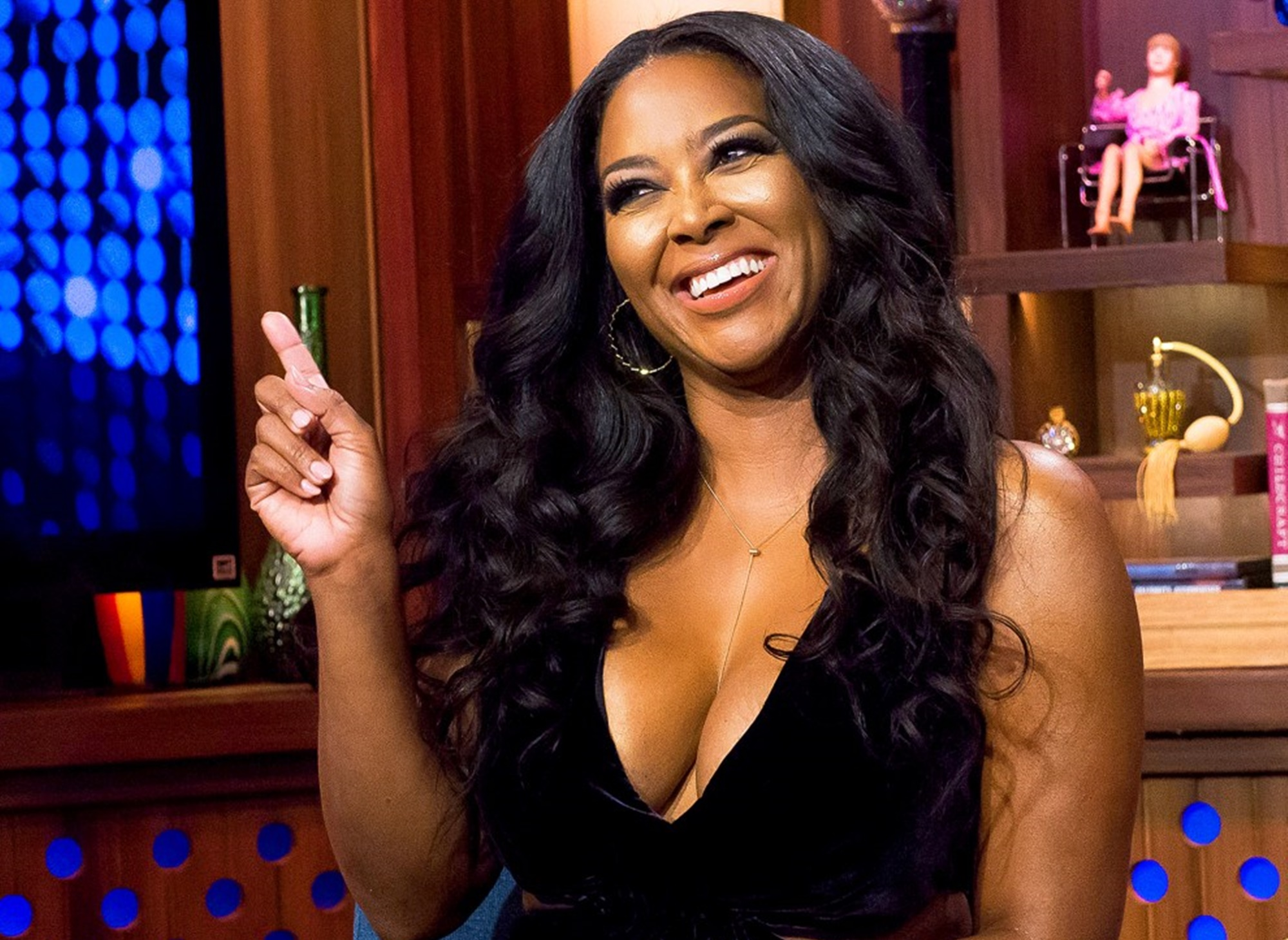 Kenya Moore Returns To The RHOA Series Making Her Fans Insanely Excited