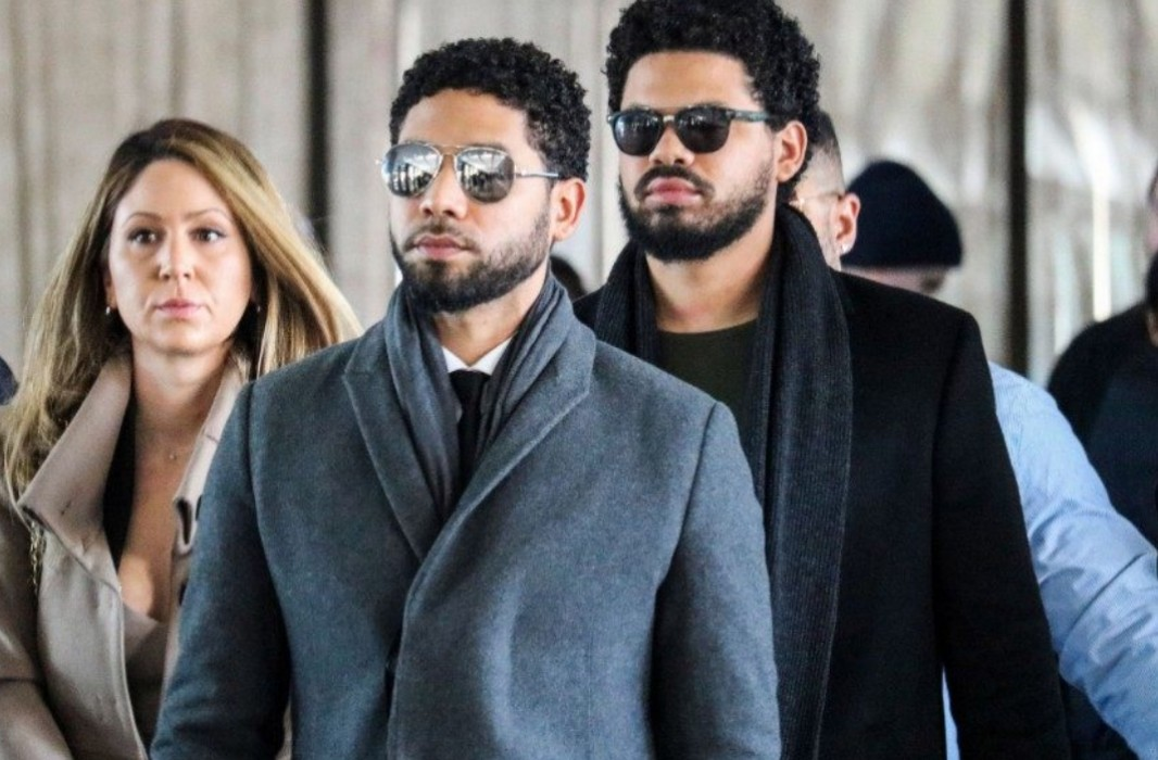 """jussie-smolletts-fans-show-their-support-at-courthouse-as-actor-pleads-not-guilty"""