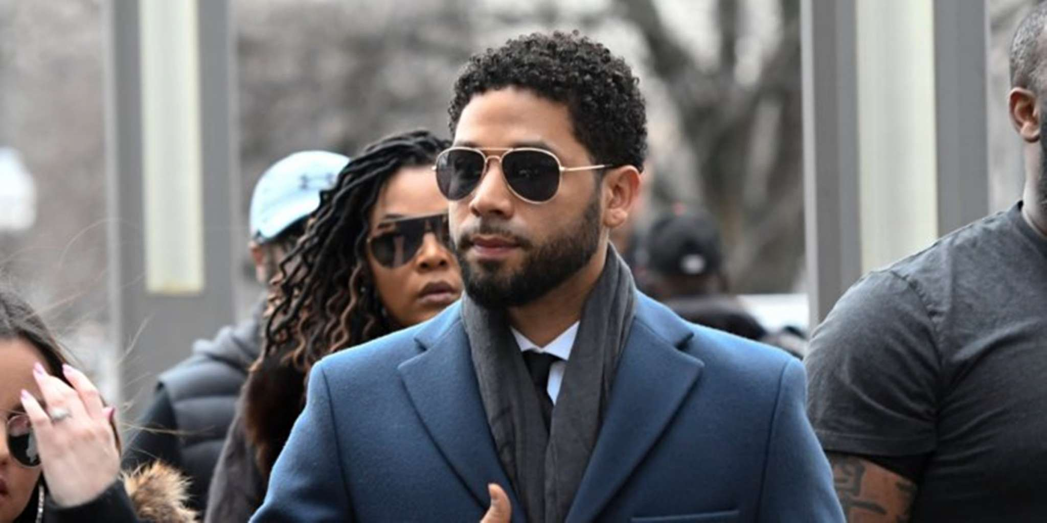 Jussie Smollett Empire Charges Dropped