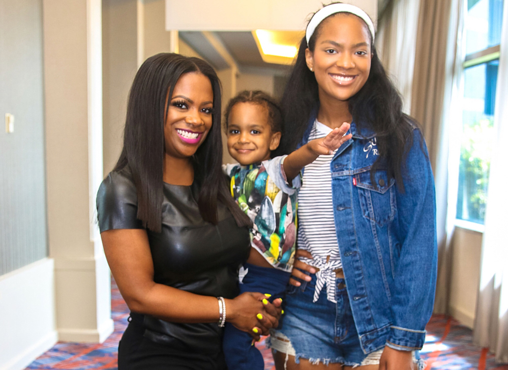 """kandi-burruss-gushes-over-her-two-kids-with-the-cutest-throwback-photo"""