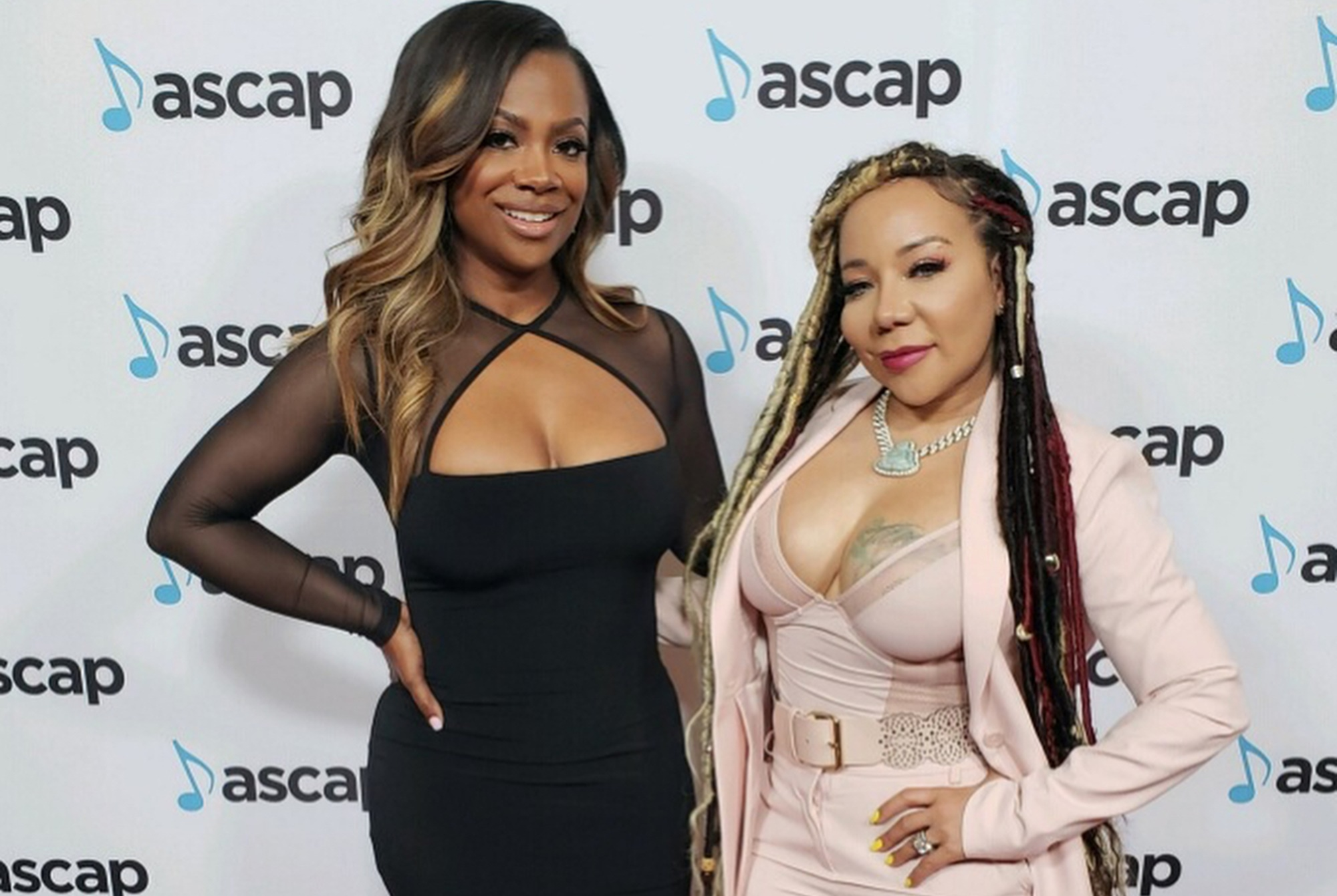 Tiny Harris Gushes Over Kandi Burruss' Controversial Show Which Got The RHOA Star Blasted By Fans