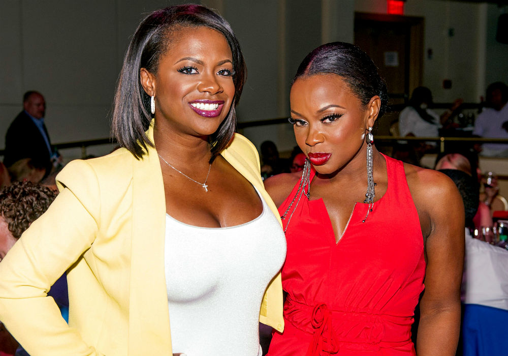 Kandi Burruss Will Leave RHOA If Bravo Ever Brings Back Phaedra Parks