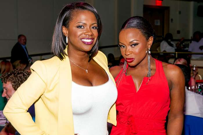 Phaedra Parks Allegedly Wants Kandi Burruss To Move On From Their Beef