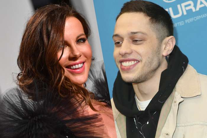 Kate Beckinsale Helped Pete Davidson Heal After Ariana Grande Breakup - He's 'Falling In Love' With The Actress