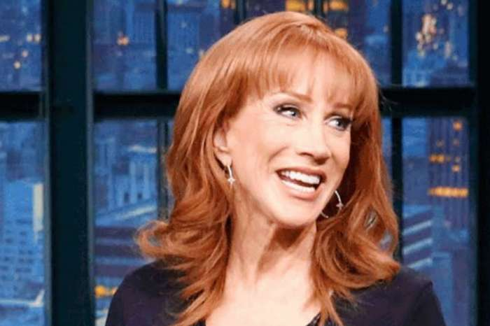 Kathy Griffin Does Not Regret Infamous Trump Photo Despite All The Backlash
