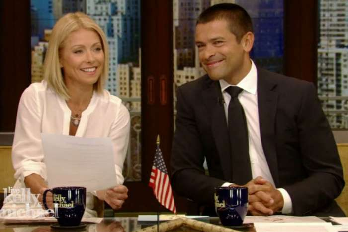 "Kelly Ripa Has The Best Comeback To Daughter Lola After Teen Is ""Grossed Out"" By Parents Sexy Throwback Photo"