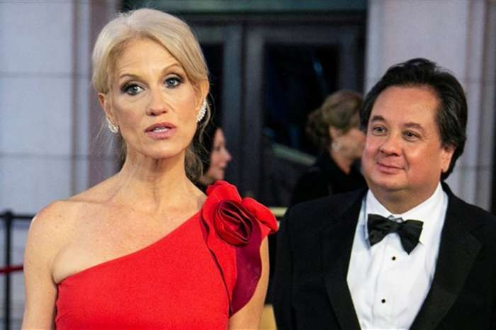Kellyanne Conway Picks 'Protective' Donald Trump Over Her Husband Of 18 Years, George, In Bizarre Triangle