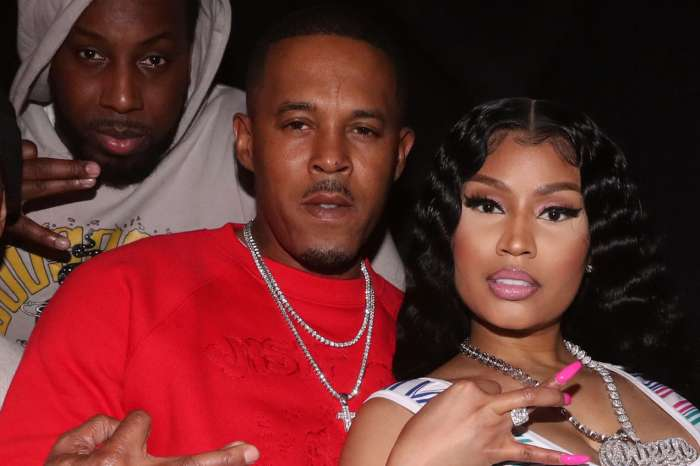 Nicki Minaj And Kenneth Petty: The Rapper Is 'Having The Time Of Her Life' On Her European Tour With Her Boyfriend!