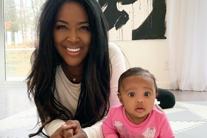 Kenya Moore Gets Mommy-Shamed Over A Car Seat After She Posted New Photos Of Brooklyn Daly
