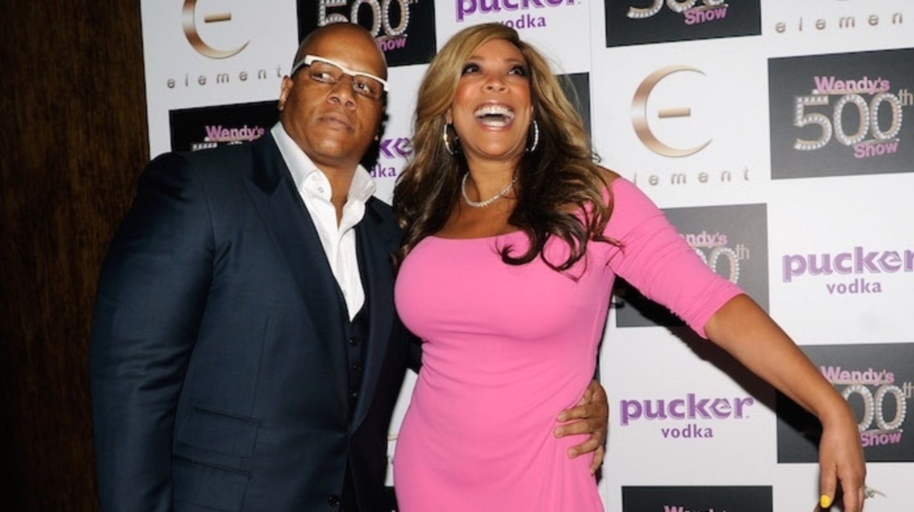 Kevin Hunter Wendy Williams Controlling
