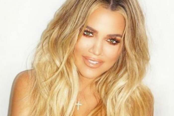 Khloe Kardashian Shares Adorable Photo Of Baby True After Talking Letting Go, Does She Mean Tristan Thompson?