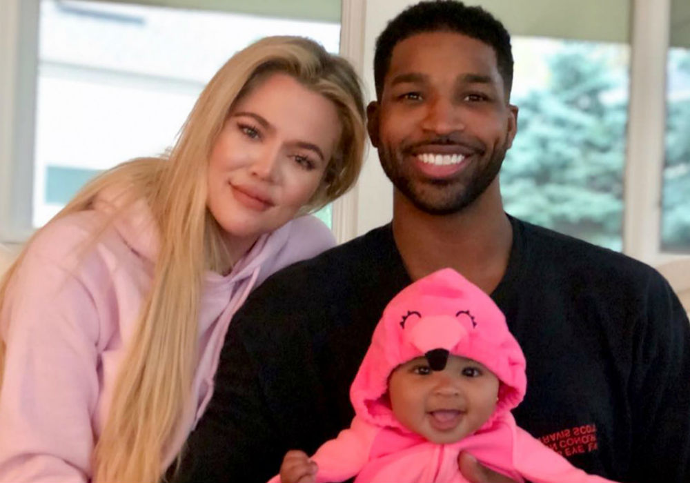 Khloe Kardashian Reportedly Bans Tristan Thompson From Seeing Baby True As Punishment For Cheating Again