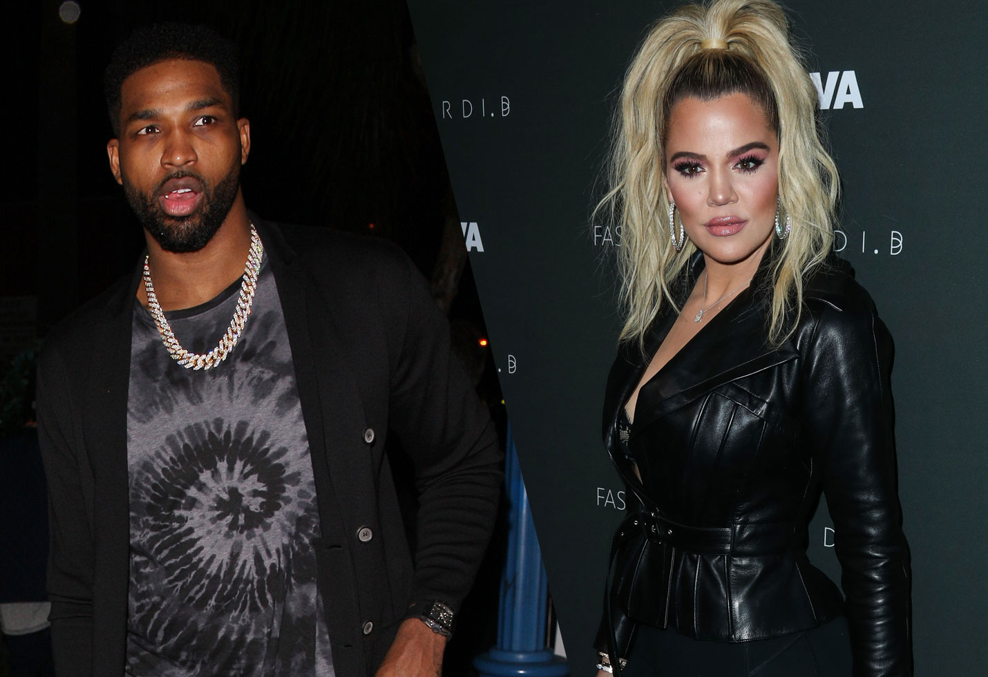 Tristan Thompson, Already Spotted With A New Lady In NYC Looking Comfy And He Even Smiles For The Camera, While Khloe Weeps On Social Media - See The Pics