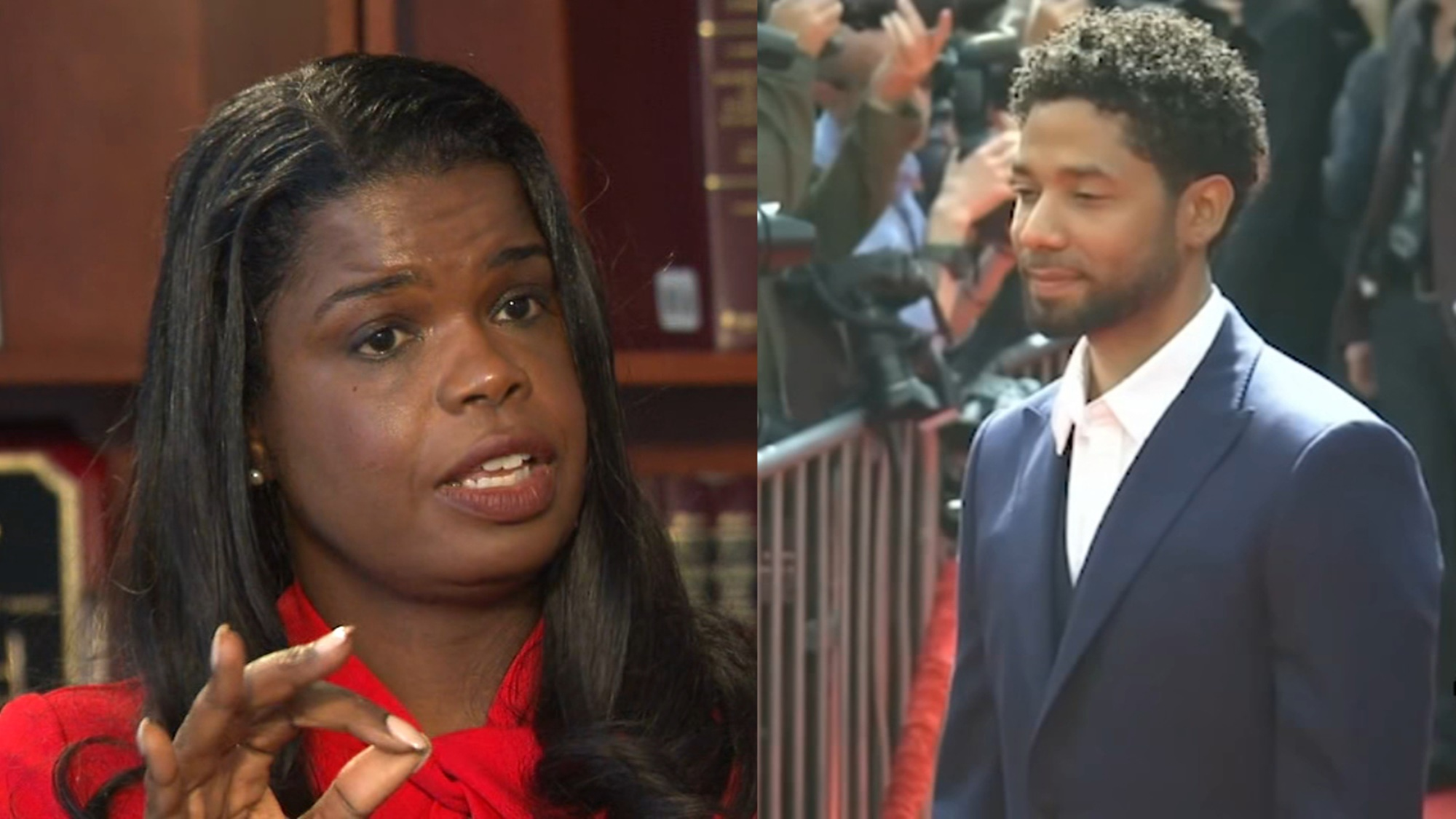 Kim Foxx Jussie Smollett Charges Dropped