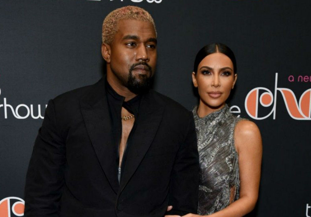 Kim Kardashian And Kanye West Are Reportedly Living Separate Lives While Planning Baby #4!