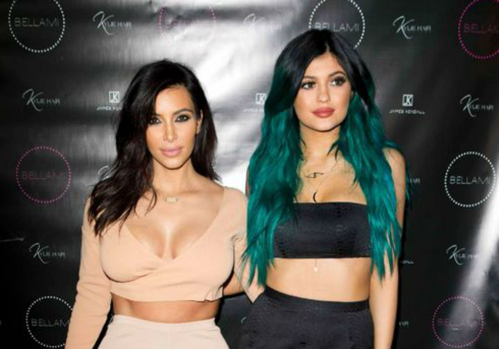 Kim Kardashian Is Reportedly Furious Kylie Jenner Was Named A Billionaire Before Her