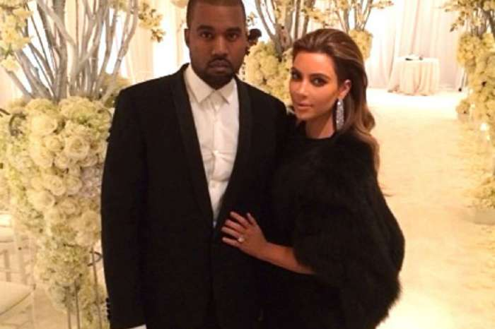 Kim Kardashian And Kanye West Set Up Yeezy Lemonade Stand For Charity With Help From North West