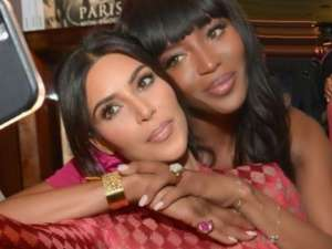 Kim Kardashian Responds To Accusations She Is Copying Naomi Campbell's Iconic Style