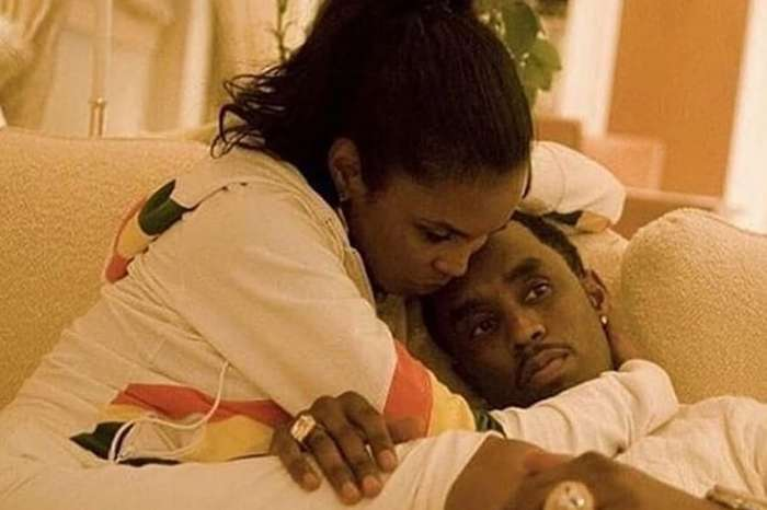 Heartbroken Diddy Responds After Being Trolled For Not Marrying Late Kim Porter -- Here Is The Sweet Photo That Started The Drama Over Quincy Brown's Mother