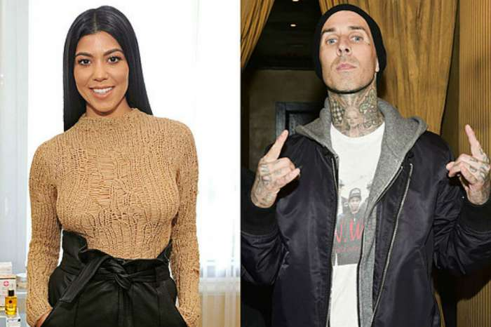 Kourtney Kardashian Has Reportedly Moved Travis Barker Out Of The Friend Zone