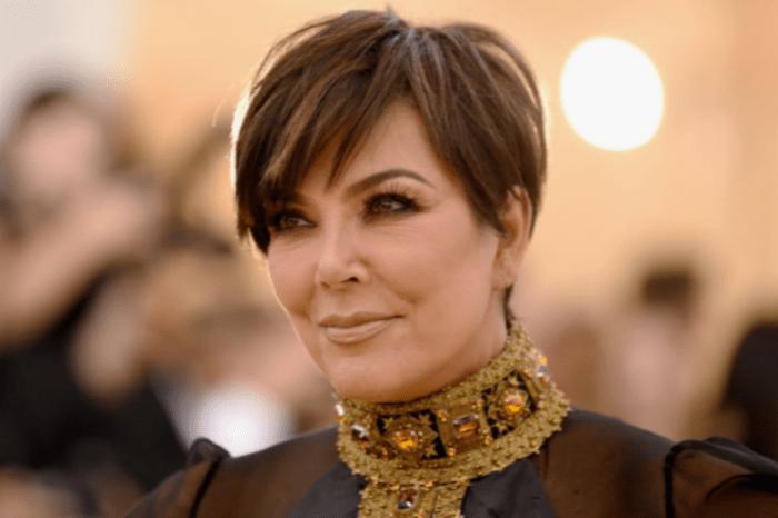 Kris Jenner Bares All In New Selfie