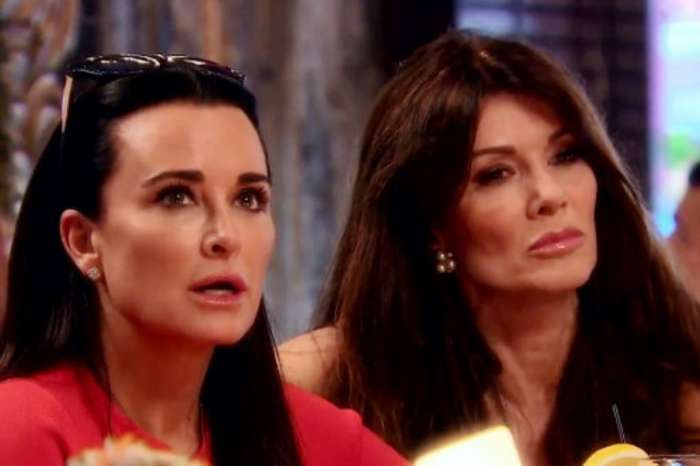 Kyle Richards Reacts To Lisa Vanderpump Retweet Saying RHOBH Cast Should Be Fired Is A Twitter Feud Brewing?