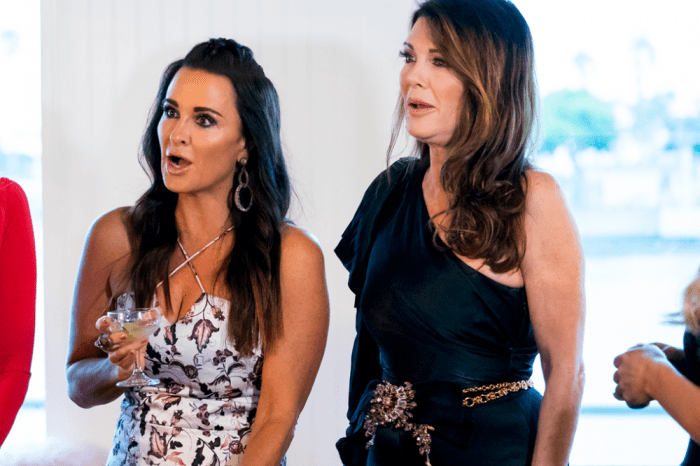 Kyle Richards Ready To Make Nice With Lisa Vanderpump? RHOBH Star Posts New Photo On Instagram Amid Bitter Feud