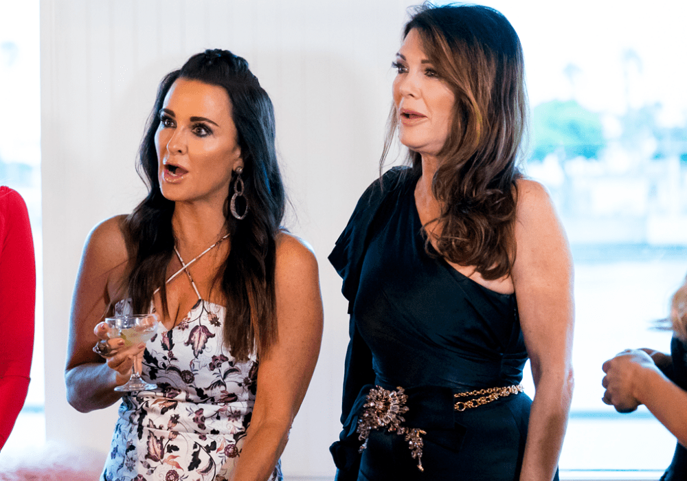 Kyle Richards Ready To Make Nice With Lisa Vanderpump RHOBH Star Posts New Photo On Instagram Amid Bitter Feud