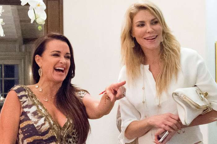 Kyle Richards Seems To Be On Board With Brandi Glanville's Return To RHOBH