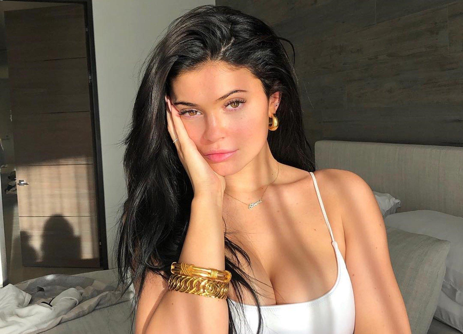 Kylie Jenner Jordyn Woods Tristan Thompson