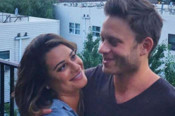 Lea Michele Married! Glee Star Weds Zandy Reich