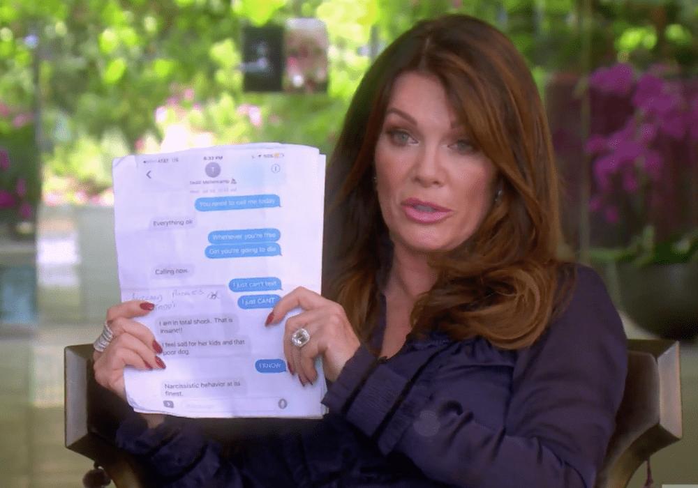 Lisa Vanderpump Had John Blizzard Lie For Her Claims RHOBH Co-Star Kyle Richards