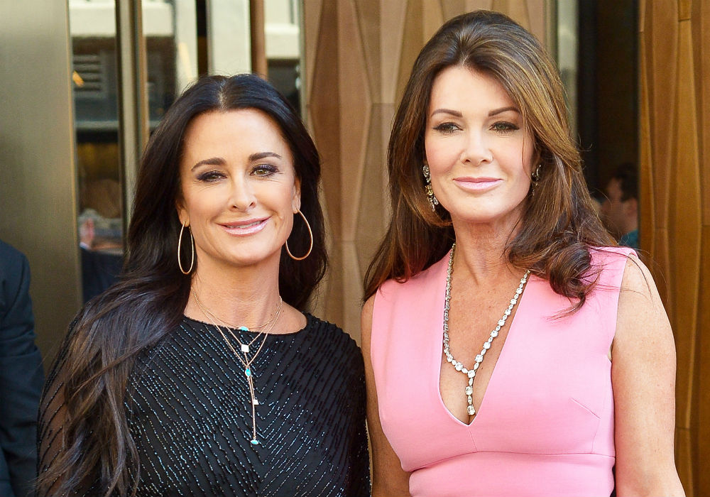 Lisa Vanderpump Has Always Hated Kyle Richards Claims Former RHOBH Brandi Glanville