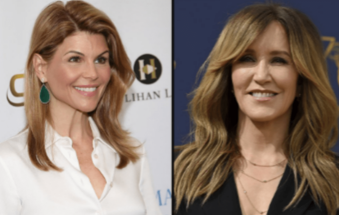Felicity Huffman, Lori Loughlin charged in college entrance bribery scheme