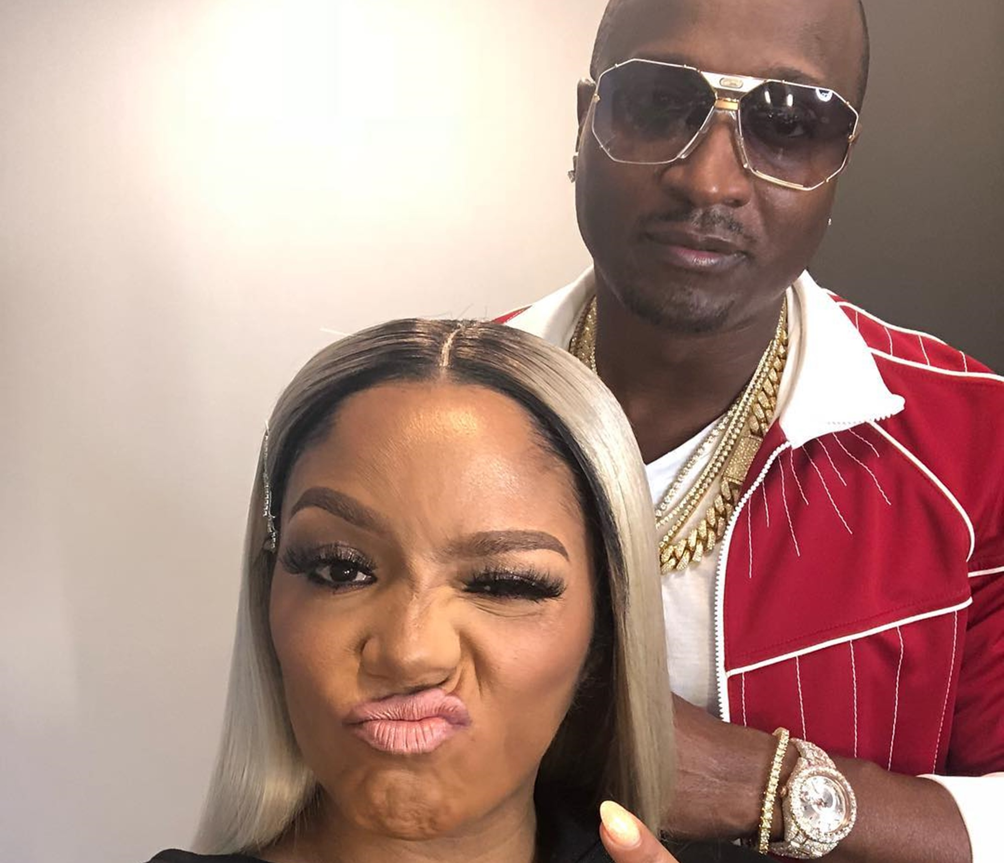 Rasheeda Frost Posts Video From Her Date Night With Kirk Frost And Fans Love To See Them Cuddle - Check Out The Sweet Kiss Kirk Gives Her