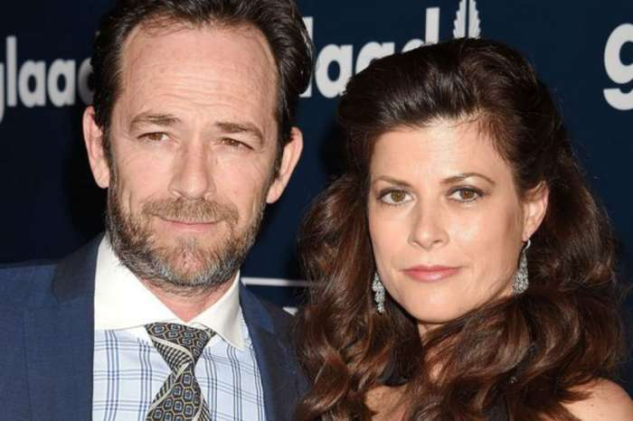 Luke Perry's Save-The-Date Cards For His Wedding Had Been Sent Before His Shocking Death
