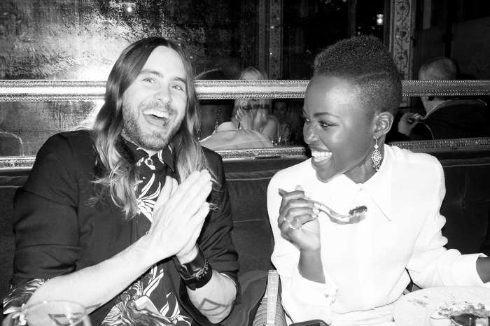 Lupita Nyong'o Opens Up About Her Jared Leto Dating Rumors