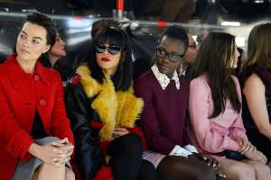 Lupita Nyung'o Tight-Lipped About Netflix Film Featuring Rihanna