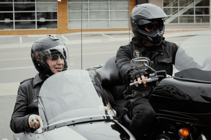 Marilyn Manson Announces Upcoming Album, Appearance On 'Ride With Norman Reedus' Season Finale