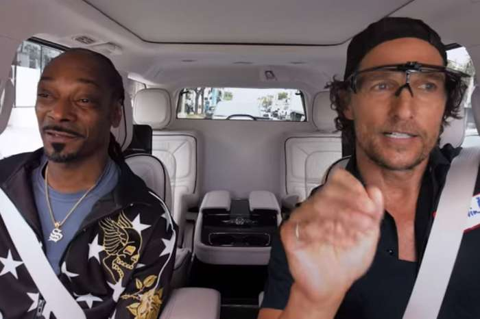 Snoop Dogg And Matthew McConaughey Have A Surprising Friendship