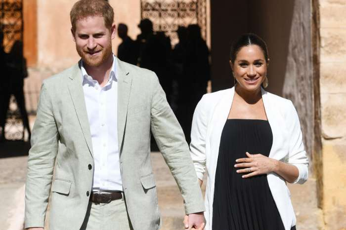 Meghan Markle And Prince Harry Will Reportedly Name Baby Sussex This