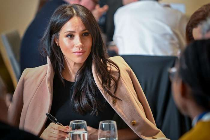 Meghan Markle Is 'Barking Orders' At Her Staff Trying To Get Her New Home Ready Before She Gives Birth